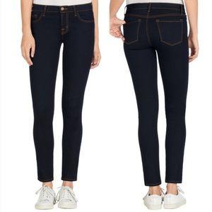 J Brand NWOT Curvy Fit Skinny Jeans Dark Wash
